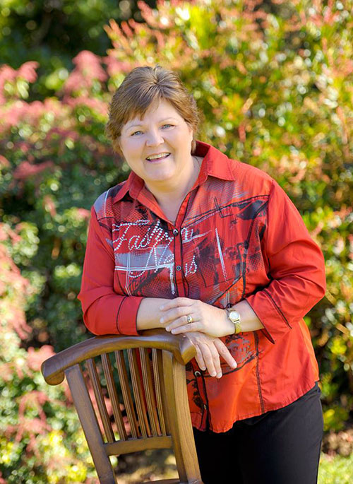 Francine Thomas, Owner & Operator A Floral Affair is an expert on all things floristry
