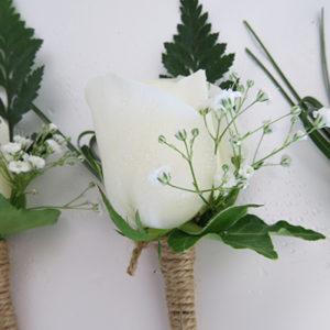 A Floral Affair can provide Mens Lapel Flowers for Weddings | Button Holes | Boutonnières