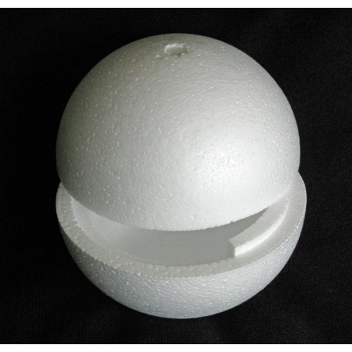 Polystyrene Spheres and Shapes