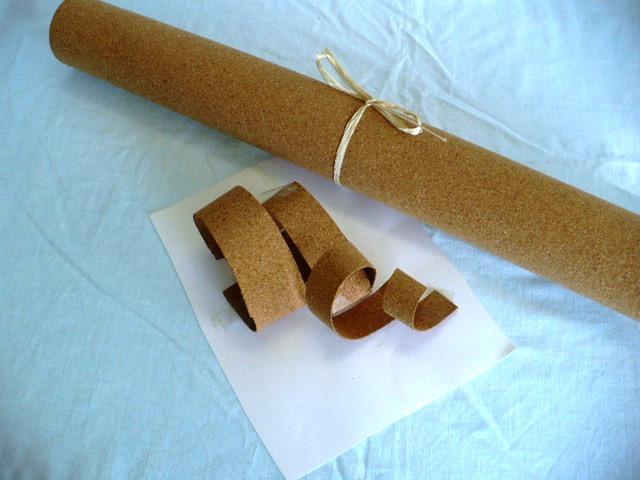 Cork Sheeting