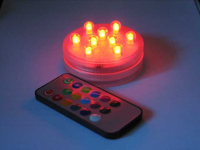Tealight Holders & LED Lights