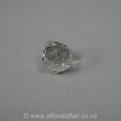 Glass Pendant Sharp Ball 80