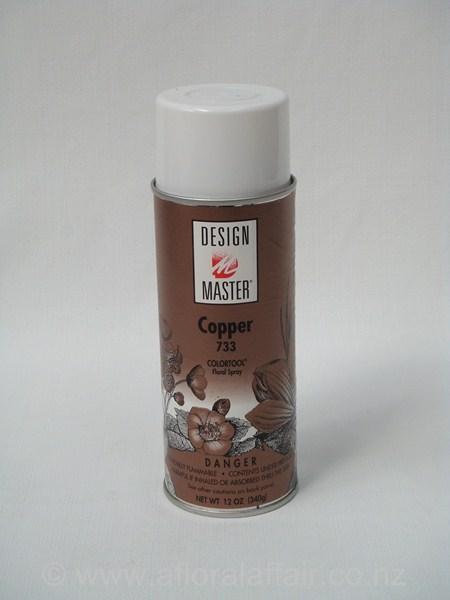 Design Master Spray 312gm Copper