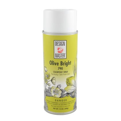 Design Master Spray 312gm Olive Bright