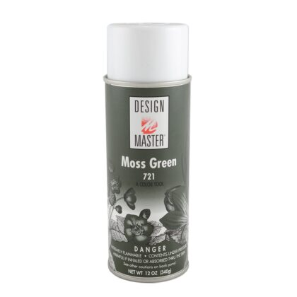 Design Master Spray Moss Green