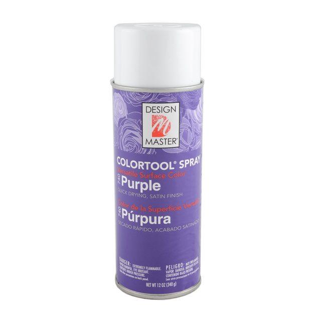 Design Master Spray Purple
