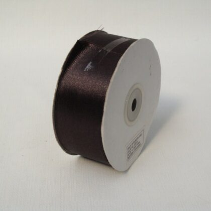Nylon Stain - Wire Edge - 50mmx10m - Chocolate