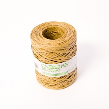 Oasis Bind Wire Roll Natural 0.4mmx205m Natural