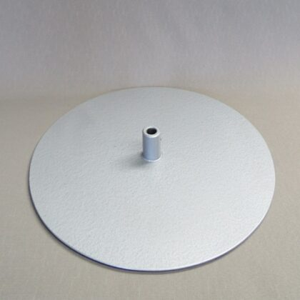 Small Spike Removeable Base 200 x 200mm  Spike Height 400mm