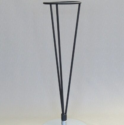 Small Stand Set - Tripod, Base and Spike