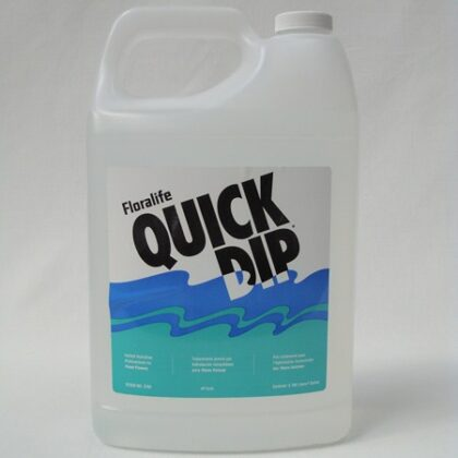 Floralife Quick Dip 3.78ltr (1gl) Clear