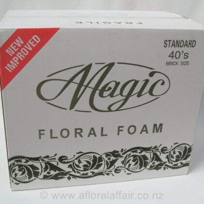 Floral Foam Aspac Full Heart 27cm 2 per pack
