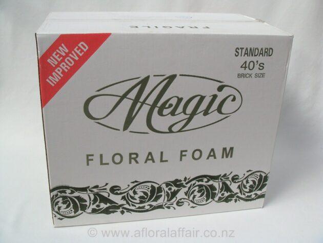 Floral Foam Aspac Full Heart 27cm 2 per pack