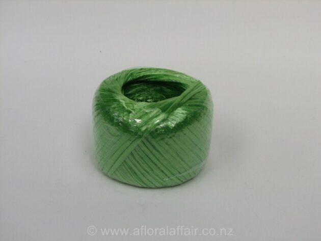 Speed Straw for tying Green (sml)
