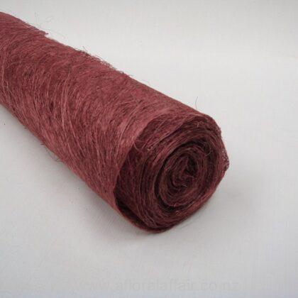 Abaca Handmade Fibre Shts 62cmx92cm pk5 Dusky Pink