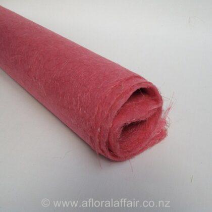 Abaca Handmade Fibre Shts 62cmx92cm pk5 Pink