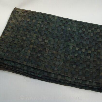Flax Mat 50x70cm Pk/5 Black