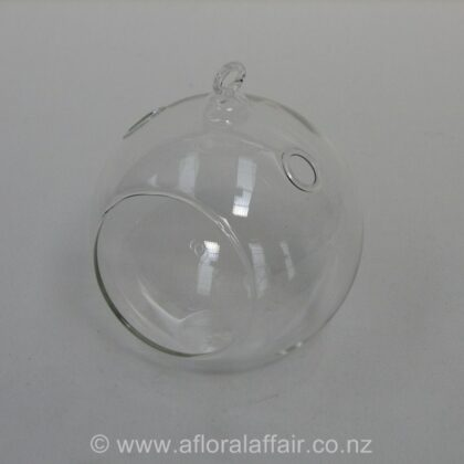 Glass Hanging Tealight Bubble