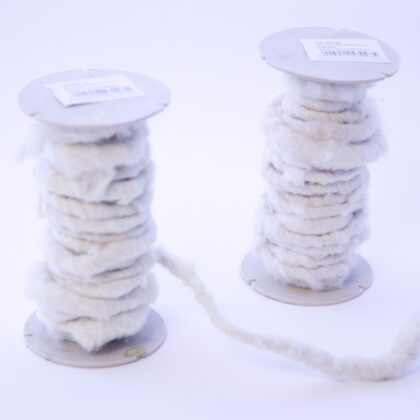 Oasis wired wool 5-7mm x 10m Cream