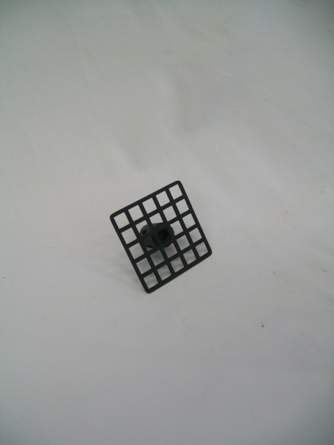 Small mesh plate 10cm square