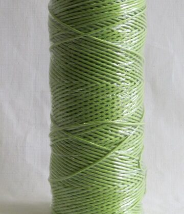 Paper Coated wire 150m x 2mm Lime