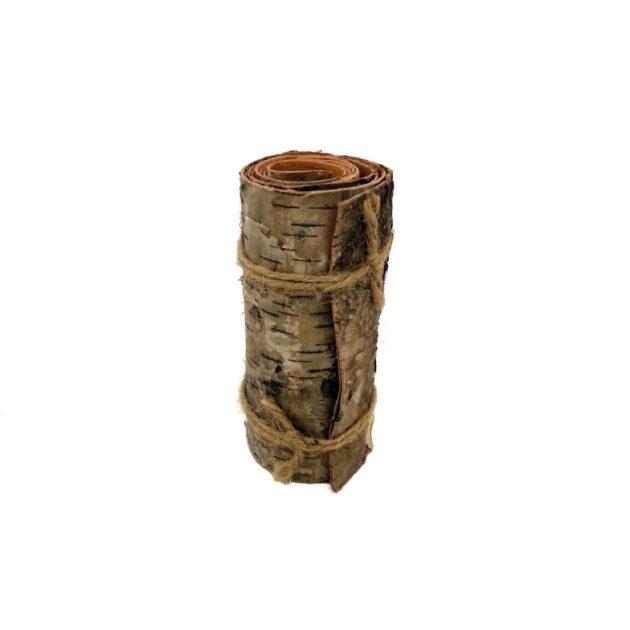 Birch Bark Roll 15cm x 120cm