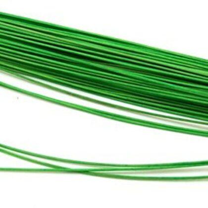 Midelino Sticks lime green pk50