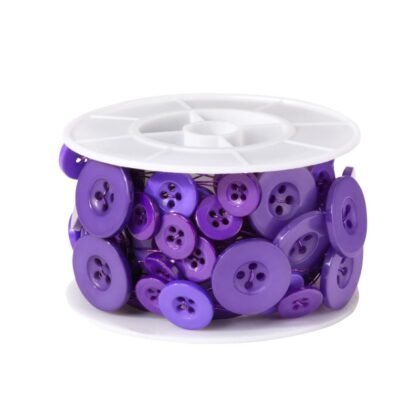 Button Wire Purple