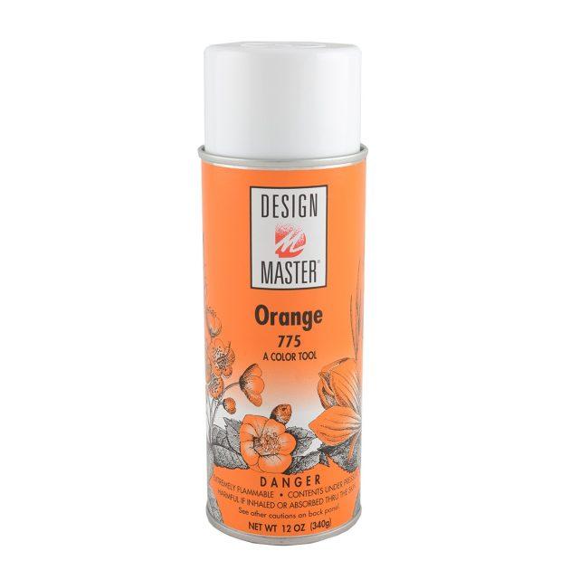 Design Master Spray Orange