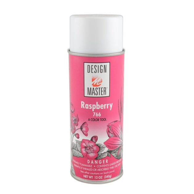 Design Master Spray Rasberry