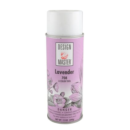Design Master Spray Lavender