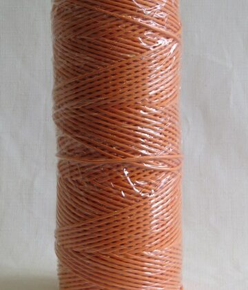 Paper Coated wire 150m x 2mm Orange