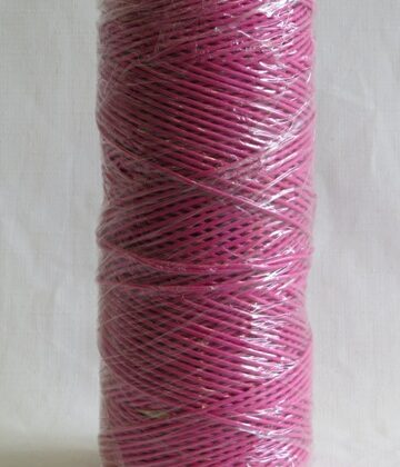 Paper Coated wire 150m x 2mm Hot Pink